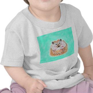 Harry G. Ouriço Camisa Tshirts