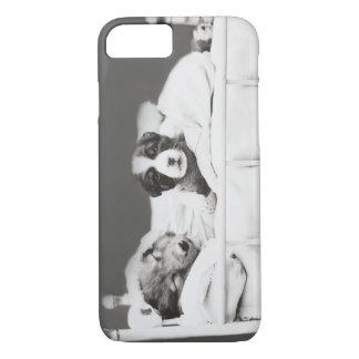 Harry Whittier livra o exemplo do filhote de Capa iPhone 7