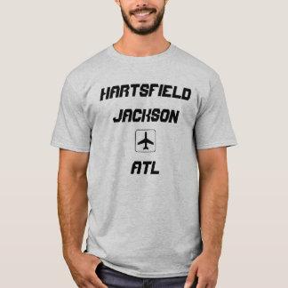 Hartsfield Jackson código do aeroporto de Atlanta, Camiseta