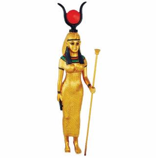 Hathor Escultura De Foto