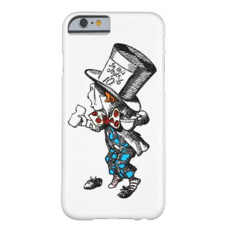 Hatter louco capa barely there para iPhone 6