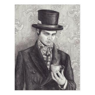 Hatter louco - cartão