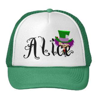 Hatter louco de Toon - as aventuras de Alice no Boné