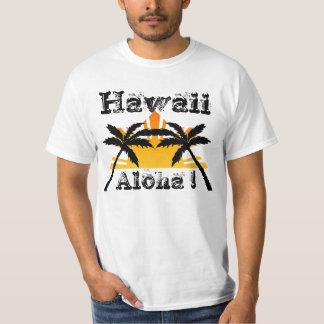 Havaí, Aloha! Camisetas