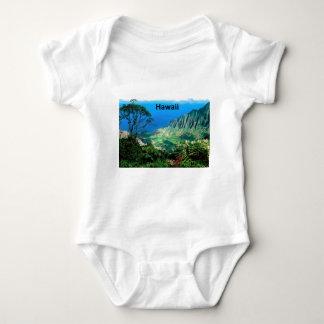 Havaí Breezes vale Kauai de Kalalau (St.K.) Tshirts