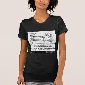 Havia um ancião de Viena T-shirts