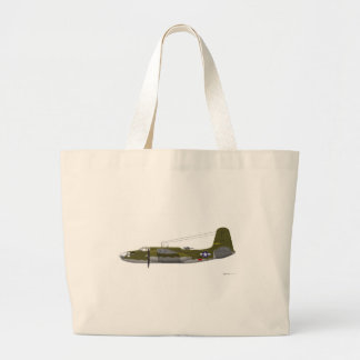Havoc de Douglas A-20K Sacola Tote Jumbo