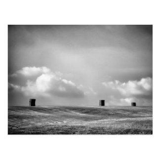 Hay303 pilhas, cartão de Wiltshire