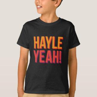 Hayle yeah! camiseta