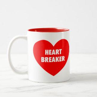 Heartbreaker 11 onças. Caneca