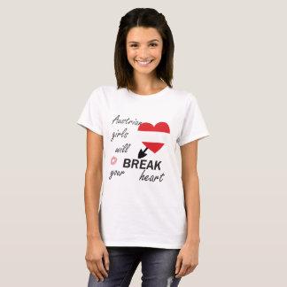Heartbreaker austríaco camiseta