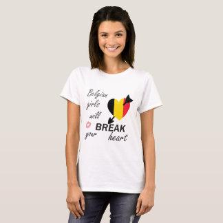 Heartbreaker belga camiseta