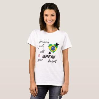 Heartbreaker brasileiro camiseta