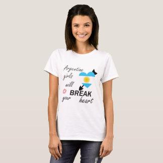 Heartbreaker de Argentina Camiseta