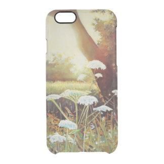Hedgerow dourado mim 2014 capa para iPhone 6/6S clear