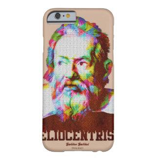 Heliocentrism, Galileu Galilei, gráficos do Capa Barely There Para iPhone 6