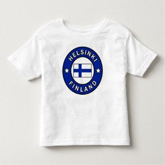 Helsínquia Finlandia Camiseta Infantil