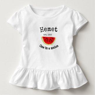 """Hemet Califórnia """"uma camisa de um melão"""" para"""