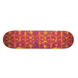 Henna tribal do pássaro do tatuagem shape de skate 20cm