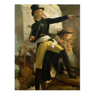 Henri de La Rochejaquelein, líder do Cartão Postal