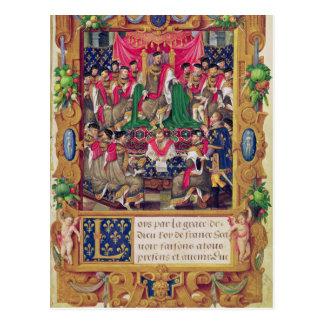 Henri II Cartão Postal
