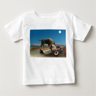 Henri Rousseau - cigano de sono Camisetas