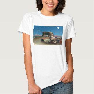 Henri Rousseau - cigano de sono T-shirt