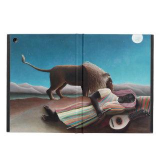 Henri Rousseau o vintage aciganado do sono