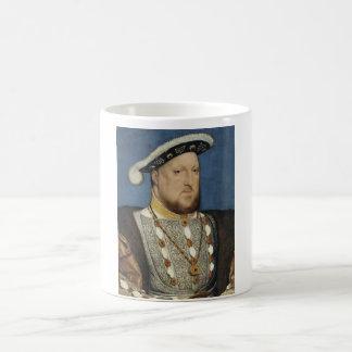 Henry VIII - Hans Holbein o mais novo Caneca De Café