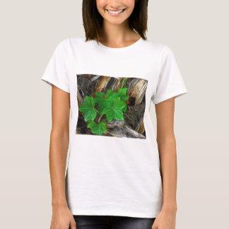 Hera na palmeira 2 angélico camiseta
