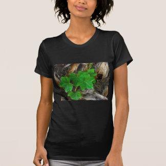 Hera na palmeira 2 angélico camisetas