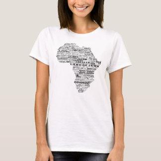 Herança de Israel (mulheres) Camiseta