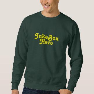 Herói do jukebox suéter