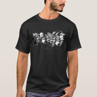 Heróis da camisa da guerra Trojan