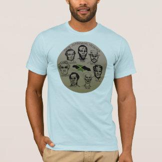 Heróis de Jamaica Camiseta