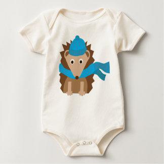 Hetty o ouriço Babygrow Macacãozinho Para Bebê