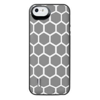 Hexágono 2 do fumo capa carregador para iPhone SE/5/5s