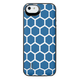 Hexágono 2 do oceano profundo capa carregador para iPhone SE/5/5s