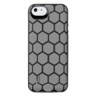Hexágono 4 do fumo capa carregador para iPhone SE/5/5s