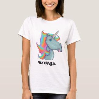 Hey Charlie - t-shirt Camiseta