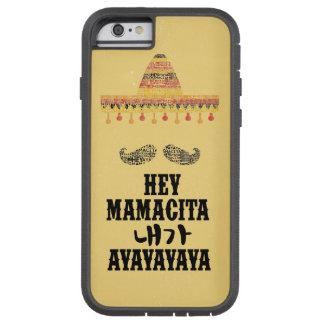 Hey iPhone 6/6s de Mamacita, capa de telefone