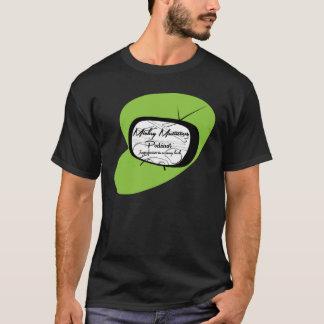 Hey nós estamos na tevê! camiseta