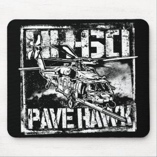 HH-60 pavimentam o falcão Mousepad