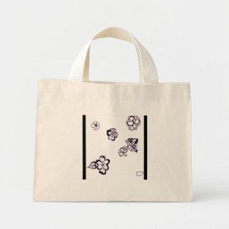Hibiscus expor sacola tote mini