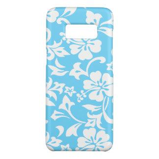 Hibiscus havaiano Turq de Kapalua Pareau Capa Case-Mate Samsung Galaxy S8