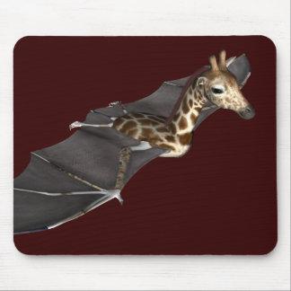 Híbrido do girafa do bastão mouse pad