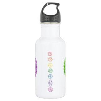 Hidrate sua garrafa de água da alma
