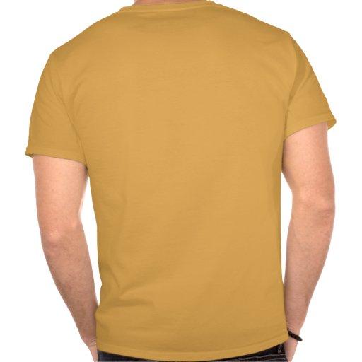 Hidrato do país transversal da academia de tshirt