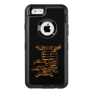 Hieroglyphs maias do ouro