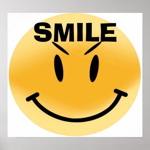 highres_smiley_str, SORRISO Impressão